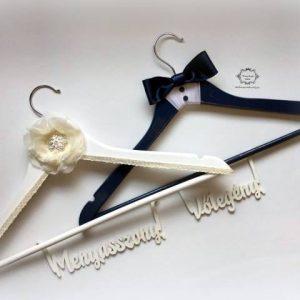 Esküvői vállfa 12.