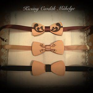 Fa nyakkendők 1.