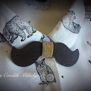 Fa nyakkendők 2.