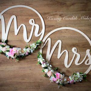 Mr & Mrs felirat