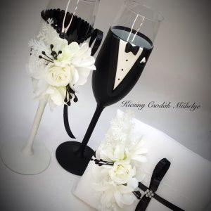 Black & White szett
